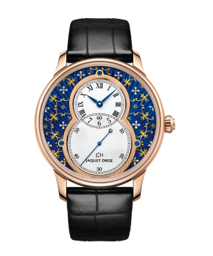 Grande Seconde Paillonnée - Jaquet Droz watch