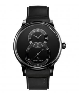 Grande Seconde Black Ceramic - Jaquet Droz watch J003035211