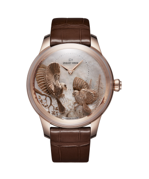 Petite Heure Minute Relief Seasons - Jaquet Droz watch J005023270