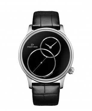 Grande Seconde Off-Centered Onyx - Jaquet Droz watch J006030270