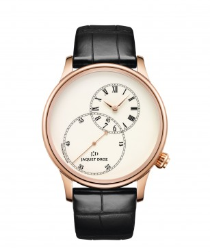 Grande Seconde Off-Centered Ivory Enamel - Jaquet Droz watch J006033200