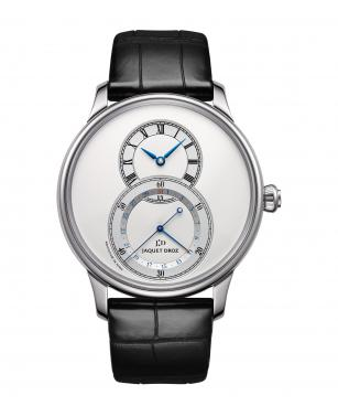 Grande Seconde Quantieme Silver - Jaquet Droz watch J007030242