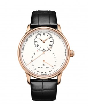 J008033200 GRANDE SECONDE DEADBEAT FRONT JAQUET DROZ
