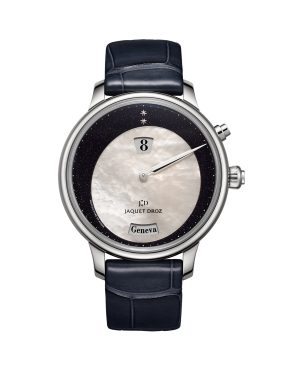 The Twelve Cities Aventurine - Jaquet Droz watch J010110270