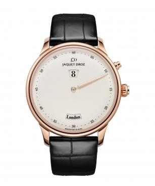 The Twelve Cities Ivory Enamel - Jaquet Droz watch J010133209