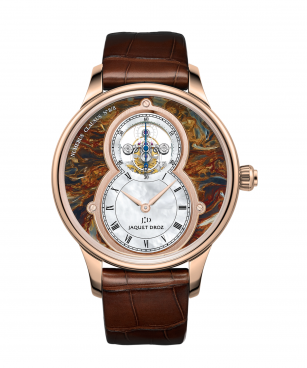 GRANDE SECONDE TOURBILLON RED PIETERSIT