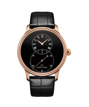 Grande Seconde Black Enamel - Jaquet Droz watch J014013200