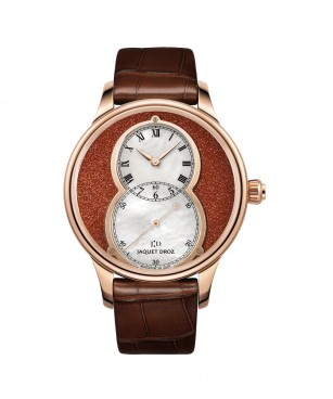 GRANDE SECONDE SUNSTONE BY JAQUET DROZ