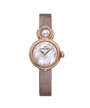 Jaquet Droz, Lady 8 Petite Mother-of-pearl, J014603271, Front