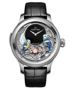 The Bird Repeater Openwork - Jaquet Droz watch J031034203
