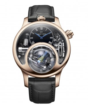 Jaquet Droz - The Charming Bird - Rose Gold watch