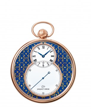 THE POCKET WATCH PAILLONNÉE BY JAQUET DROZ
