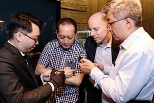 JAQUET DROZ NOVELTIES 2017 IN SINGAPORE