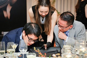 EXCLUSIVE JAQUET DROZ EVENT IN VIETNAM