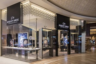 JAQUET DROZ BLENDS TRADITIONAL ELEMENTS WITH MODERN DESIGNS AT ITS NEW BOUTIQUE IN DUBAI MALL