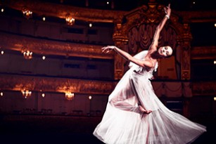 DIANA VISHNEVA FOR JAQUET DROZ