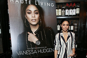 JAQUET DROZ AND HAUTELIVING CELEBRATE VANESSA HUDGENS IN LOS ANGELES