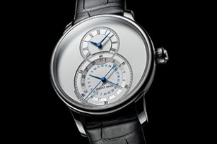 GRANDE SECONDE DUAL TIME – A Time to travelGRANDE SECONDE DUAL TIME – ВРЕМЯ СТРАНСТВИЙ
