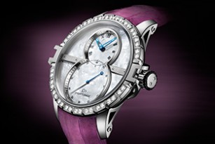 GRANDE SECONDE SW LADY, THE SPIRIT OF SPORTS WITH A FEMININE TOUCH