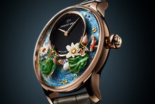 Jaquet Droz, Magic Lotus Automaton