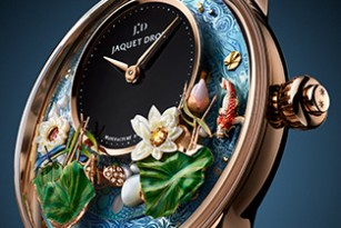 Jaquet Droz,Orologio Award, Magic Lotus Automaton, J032633270
