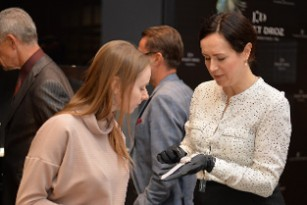 "INAUGURATION OF JAQUET DROZ AT ""TIME GALLERY"" BOUTIQUE IN ROSTOV-ON-DON"