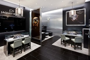 ON THE CUSP OF ITS 280TH ANNIVERSARY CELEBRATIONS, JAQUET DROZ OPENS A NEW BOUTIQUE AT WYNN PALACE, MACAU.