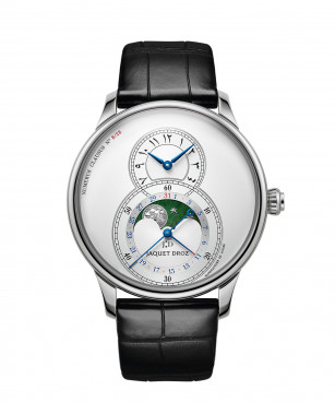 Jaquet Droz, Grande Secode Moon Limited Edition Dubai, J007530241, Front