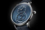 THE GRANDE SECONDE QUANTIÈME RADIATES BLUE BY JAQUET DROZ