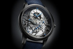 Jaquet Droz, New 2019 Collection Preview, Grande Seconde Skelet-One Ceramic