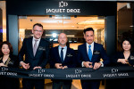 JAQUET DROZ CELEBRATES THE OPENING OF ITS NEW BOUTIQUE IN HARBOUR CITY, HONG KONG