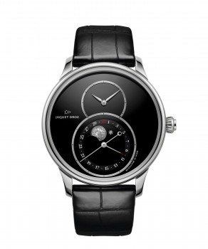 J007530270, GRANDE SECONDE MOON ONYX, front