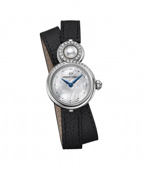 Jaquet Droz, Lady 8 Petite Mother-of-pearl, J014600370, Front
