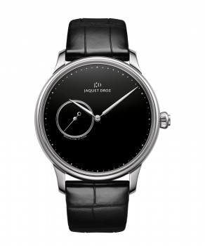 Grande Heure Minute Onyx - Jaquet Droz watch J017030201