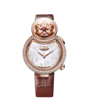 JAQUET DROZ LADY 8 FLOWER J032003270 FRONT