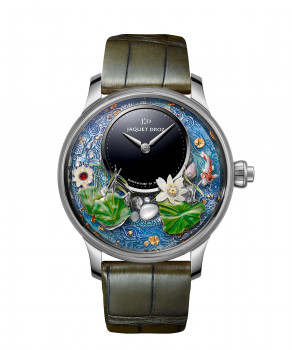 Jaquet Droz, Magic Lotus Automaton, J032634270, Front