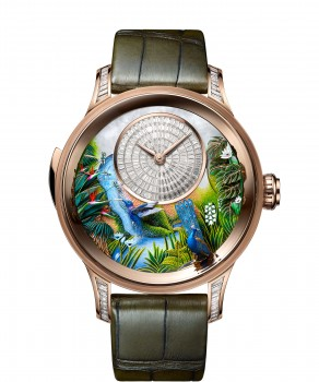 Jaquet Droz, Tropical Bird Repeater, J033033205, Front