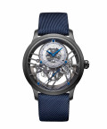 Jaquet Droz, Grande Seconde Skelet-one Ceramic, J003525541, Front