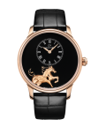 Petite Heure Minute Low Relief Horse - Jaquet Droz watch J005033201
