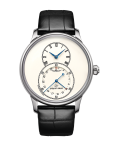 Grande Seconde Quantieme Ivory Enamel - Jaquet Droz watch J007034200