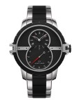 Grande seconde SW Steel-rubber - Jaquet Droz watch J029030140