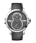 Grande seconde SW Steel - Jaquet Droz watch J029030245