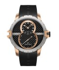 Grande seconde SW Red Gold - Titanium - Jaquet Droz watch J029037440