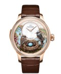Jaquet Droz, Bird Repeater Fall of the Rhine, J031033206, Front