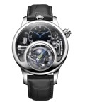 THE CHARMING BIRD watch BY JAQUET DROZ