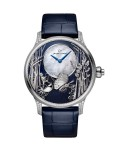 Jaquet Droz, Loving Butterfly Automaton, J032534271 ,Front