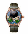 Jaquet Droz, Magic Lotus Automaton, J032633270, Front