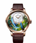 Jaquet Droz, Tropical Bird Repeater, J033033202, Front