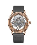Jaquet Droz, Grande Seconde Skelet-one Red Gold, J003523241, Front