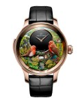 Jaquet Droz, Bird Repeater 300th Anniversary Edition, J031033211, Front
